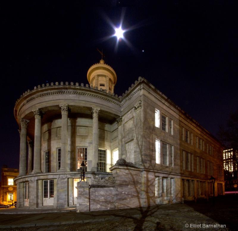 Philadelphia at Night 1