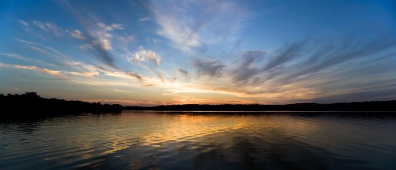 Kent Lake Reflection