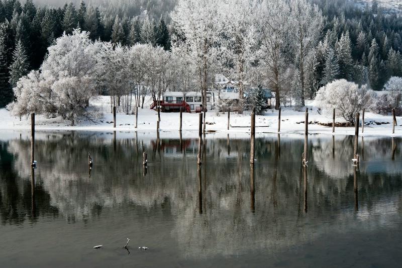 """Winter Retreat"""