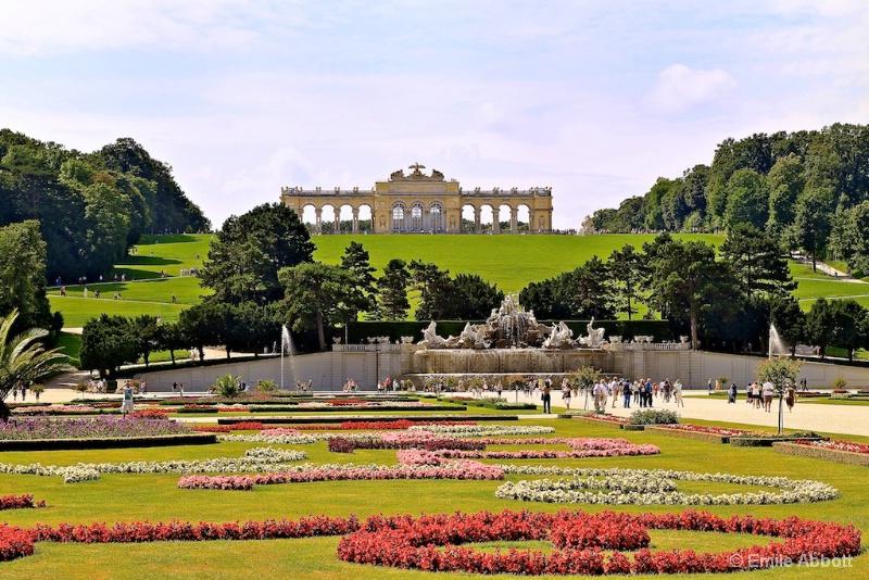 Great Parteree @ Schonbrunn Palace