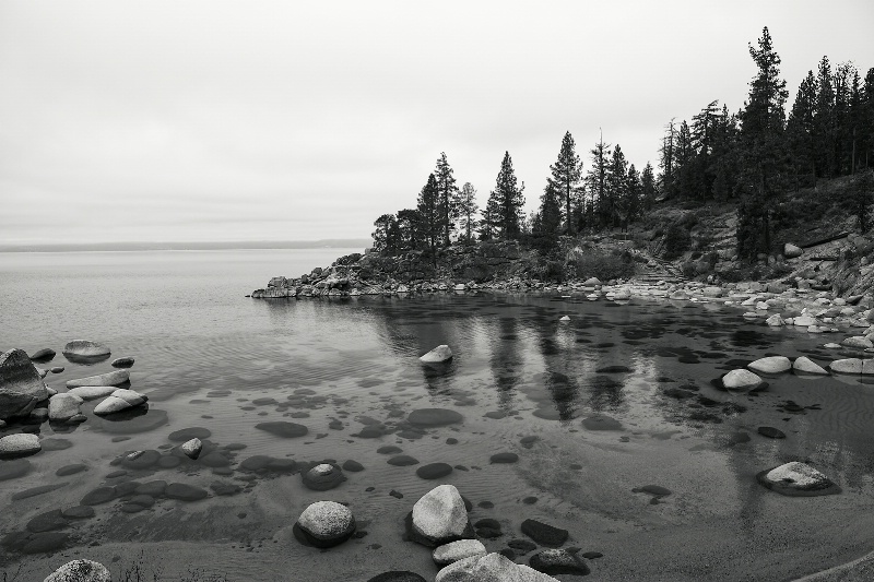 Secret Cove, Lake Tahoe