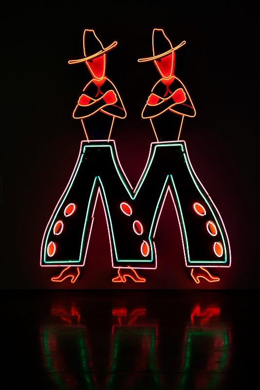 Neon Cowboys