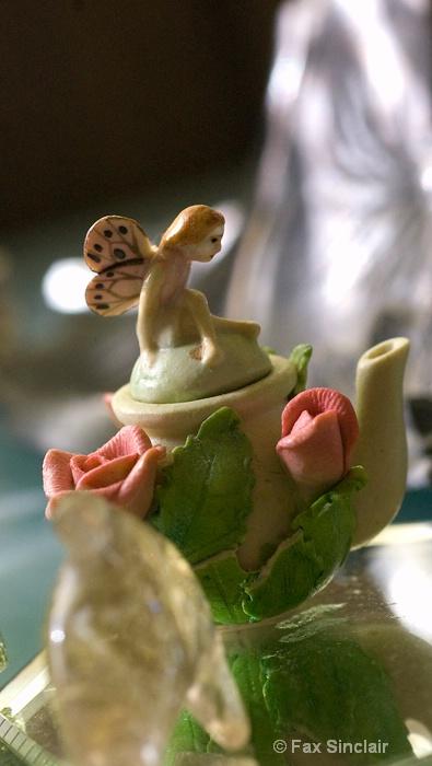 Teapot Fairy