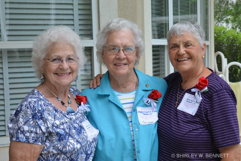 JOANN WILLIS, MARY ANNA POMEROY, SHIRLEY WILLIS