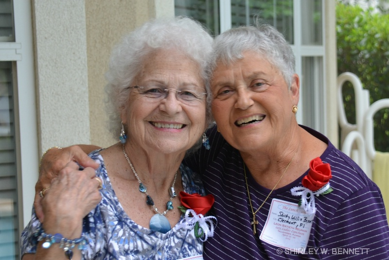 THE WILLIS GIRLS...JOANN AND SHIRLEY