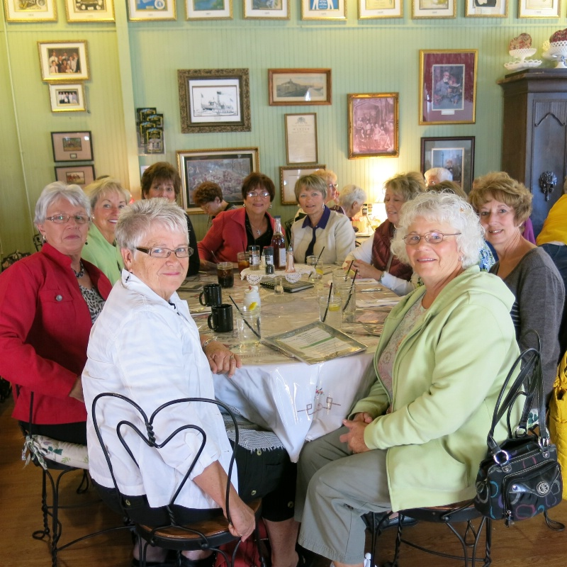 LADIES DAY OUT, SOUTHERN COTTILION IN WILDWOOD, FL