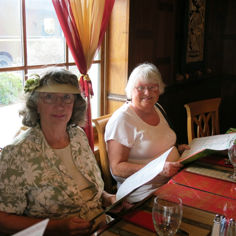 Ladies Day Out Thai Restaurant in the Villages