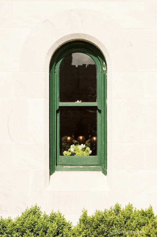 Soldier's Home Window