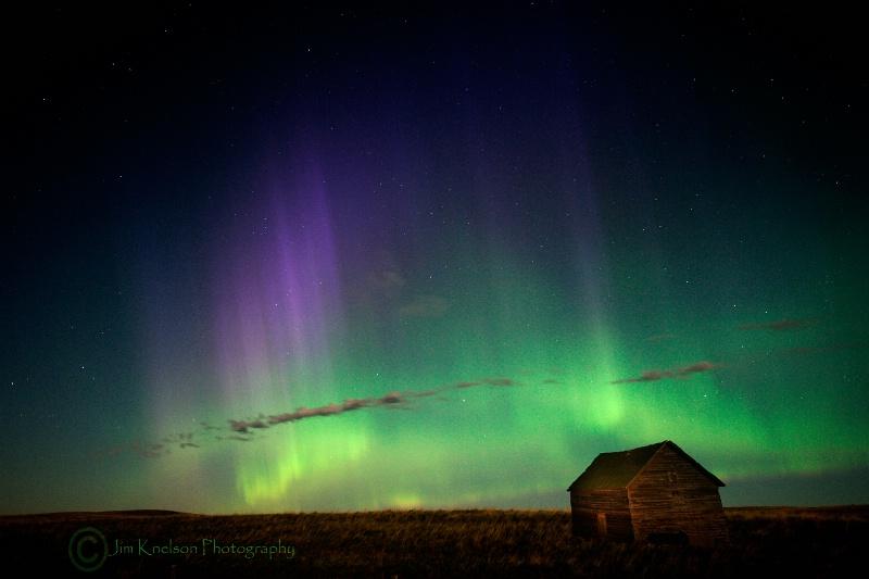 Aurora, Alberta Prairie