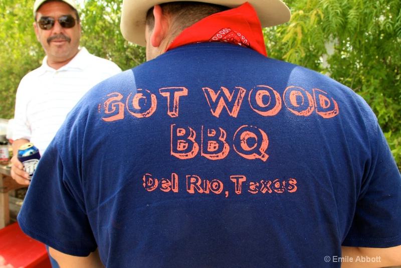 Buy Wood BBQ