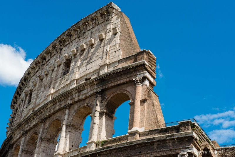 The Colosseum- Rome