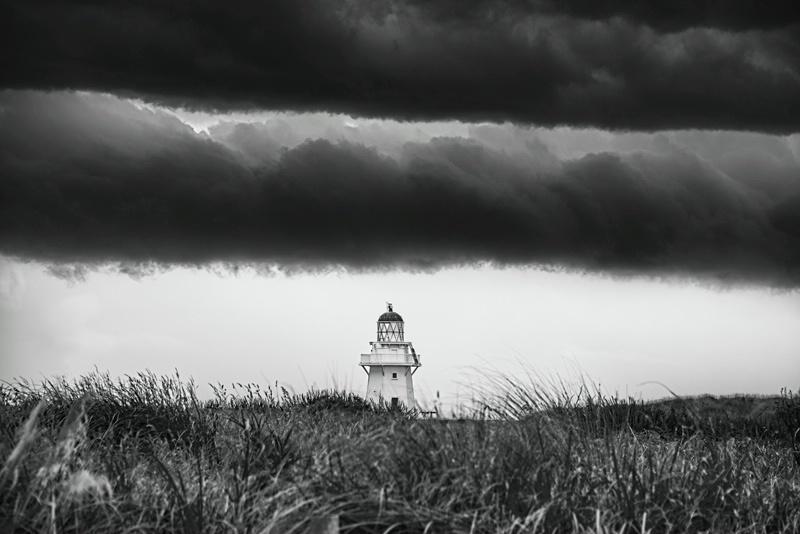 Storm Front Beckons