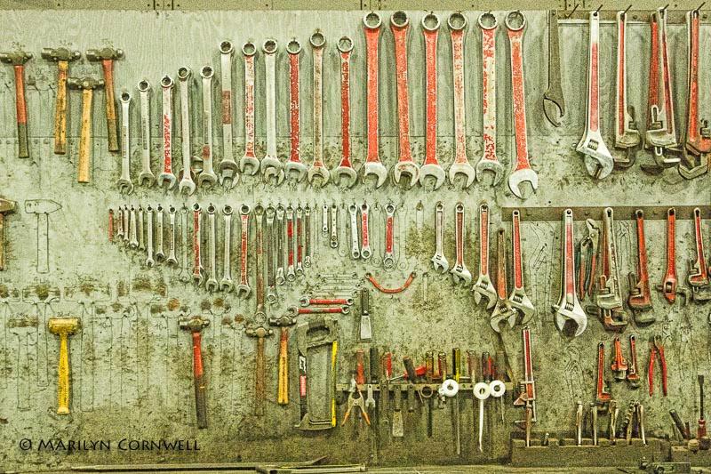 A Railroader's Wall Art