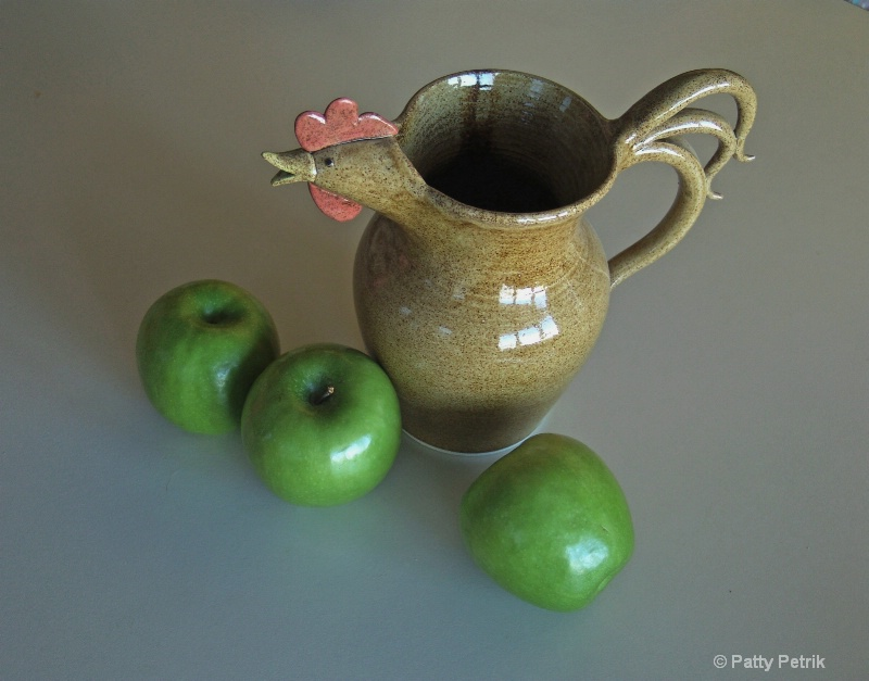 rooster pitcher 1