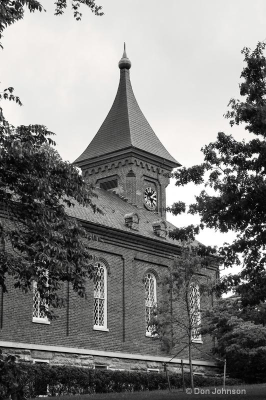 Lee Chapel #2
