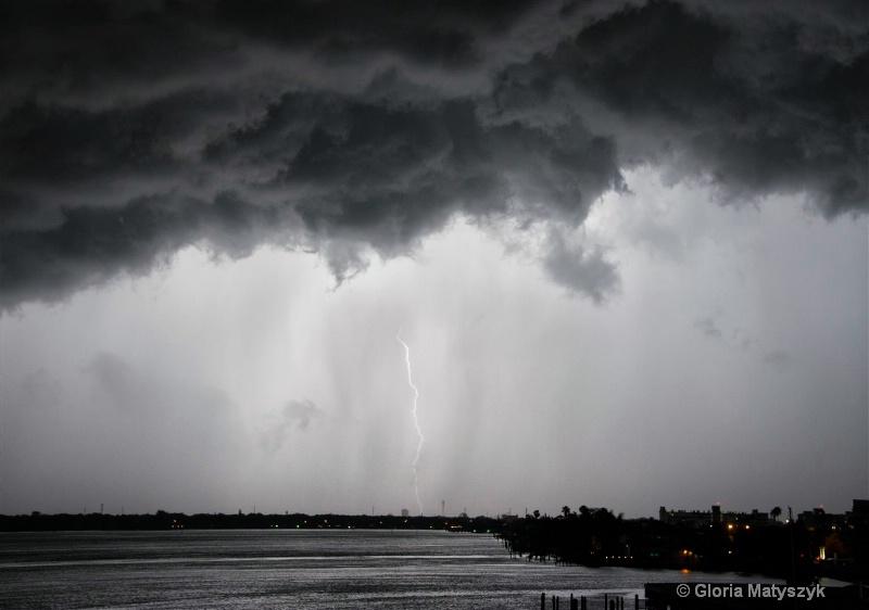 Thunderstorm, St. Petersburg, FL