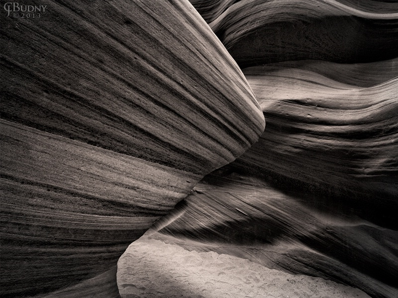 Slot Canyon Forms