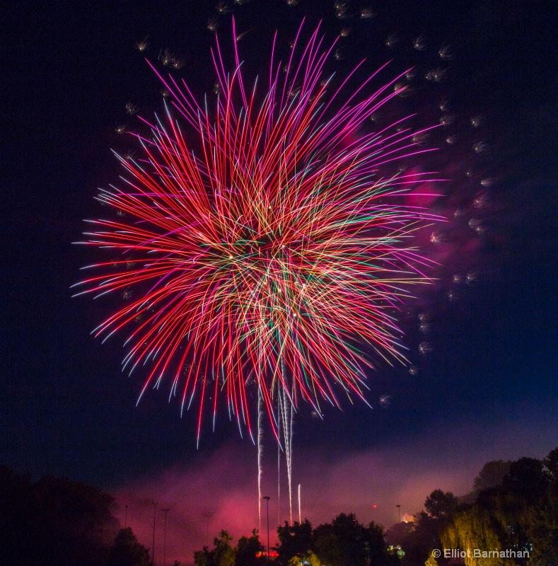 Fireworks 40
