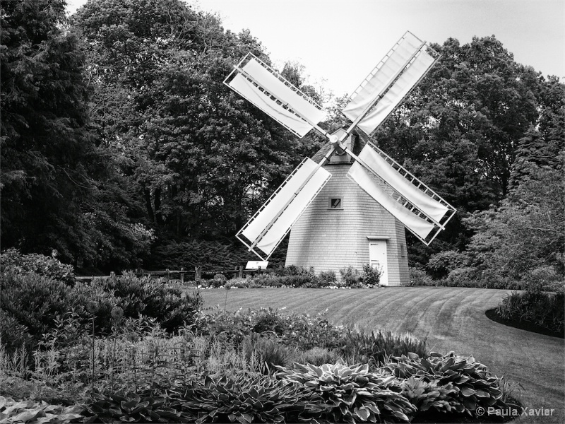 The Windmill at Heritage