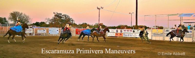 Precision Maneuvers by Escaramuza Primivera