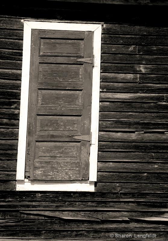 door or window warming filter