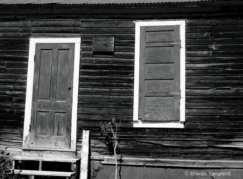 Two Doors - St Elmo, CO