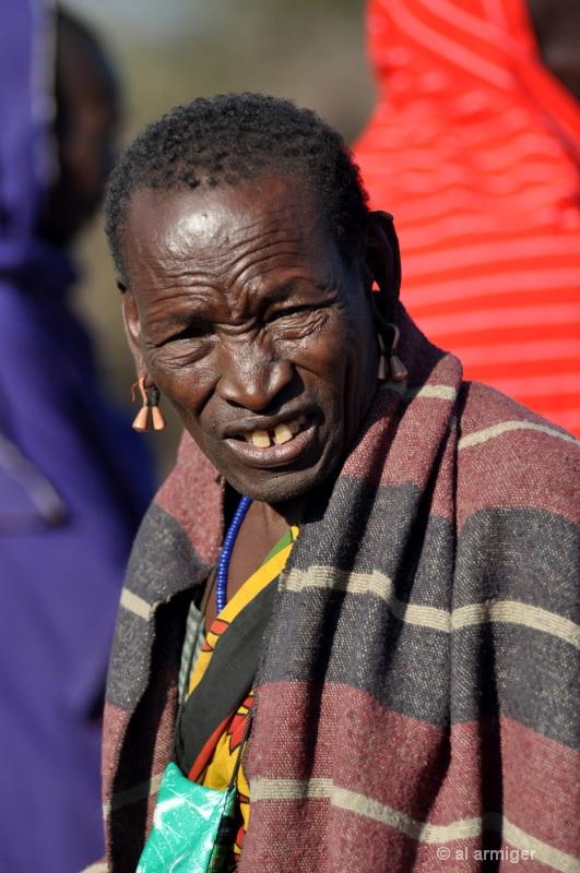 Tanzanian Tribesman