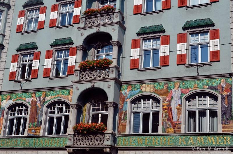 Apartment Art--Innsbruck
