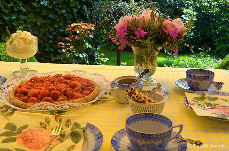 Kaffee und Kuchen in the Afternoon