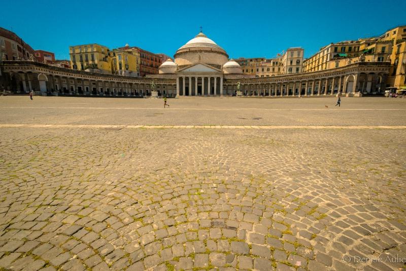 La Piazza Plebiscito