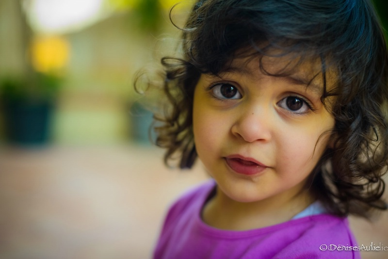 Loredana's Little Girl