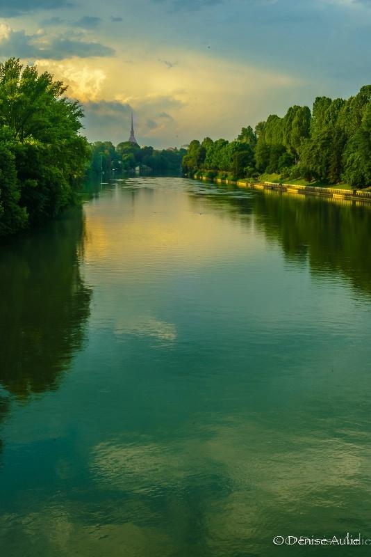 River Po - Turin