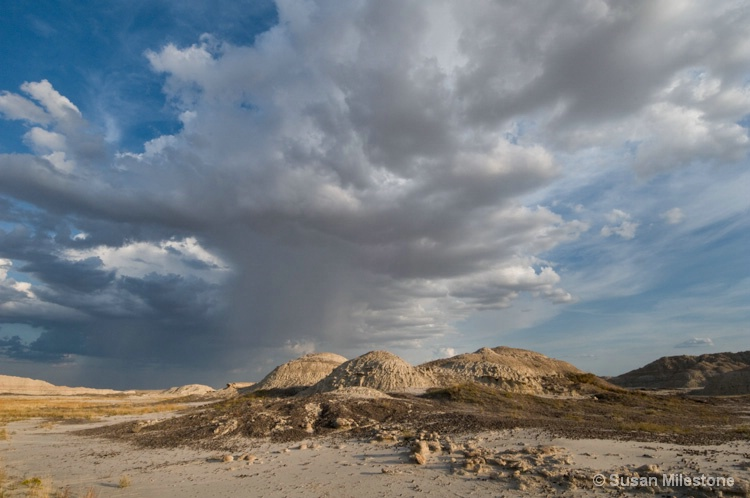 Badlands Clouds 5784