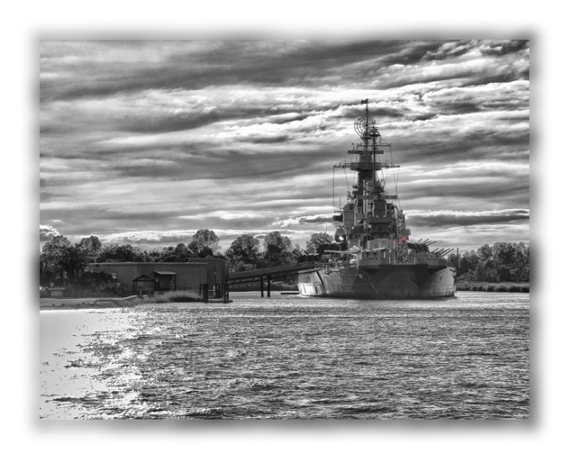 USS North Carolina Wilmington NC
