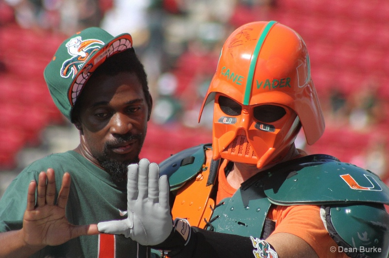 "The U -  aka, ""The Force"" - UM @ USF"