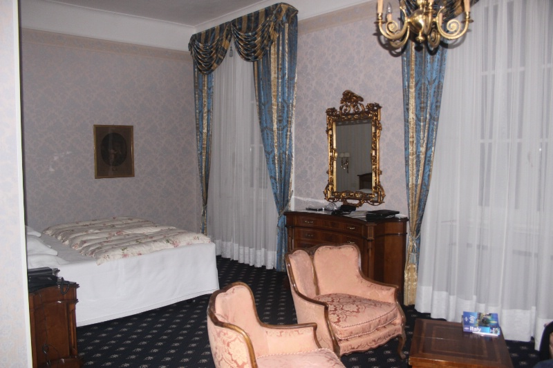 Room in Hotel Serbelloni