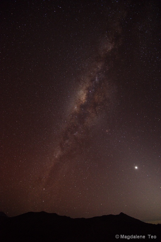 Milky Way @ Mt Bromo