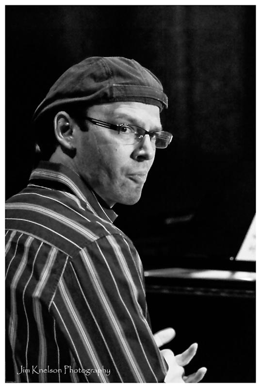 Kristian Alexandrov at Medicine Hat JazzFest 2013