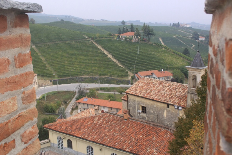 From top of the Castello Fattelli
