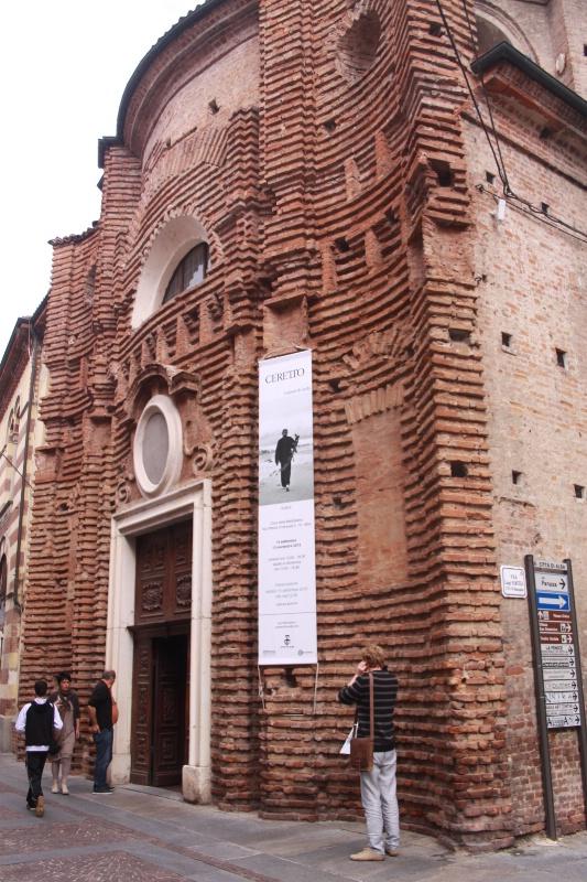 Old church in Alba