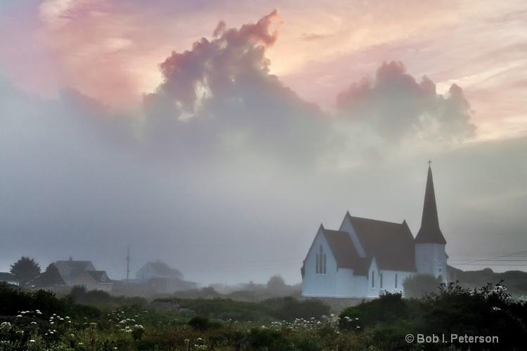 Divine fog