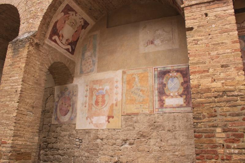 Original al frescos