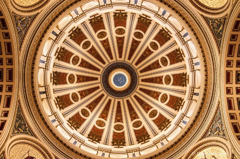 Harrisburg Statehouse Dome