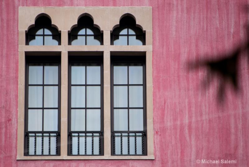 West Village Window