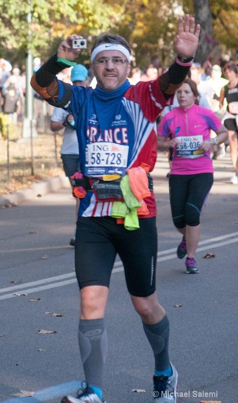 New York Marathon 1