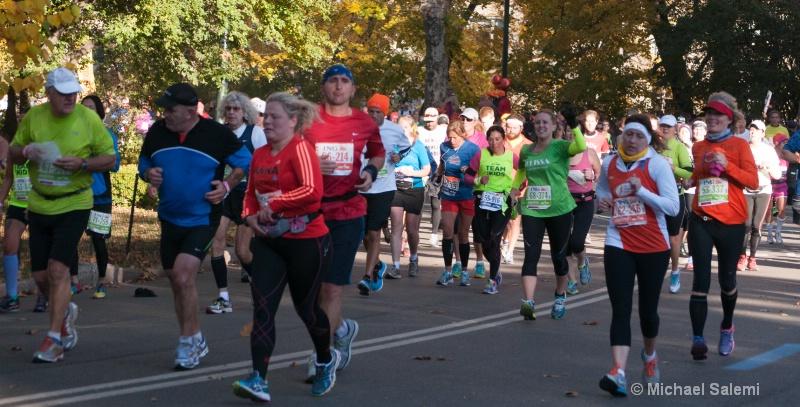 New York Marathon 2