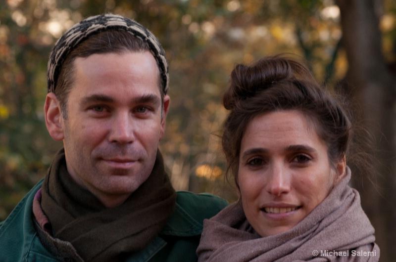 Jason and Caitlin