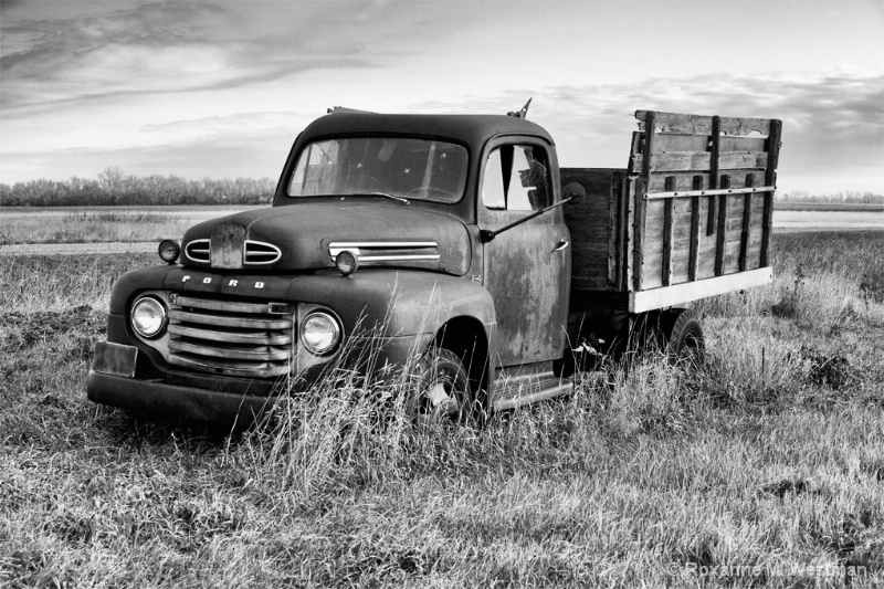 Ford truck F4