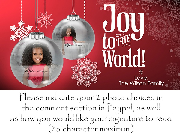 joy to the world for web