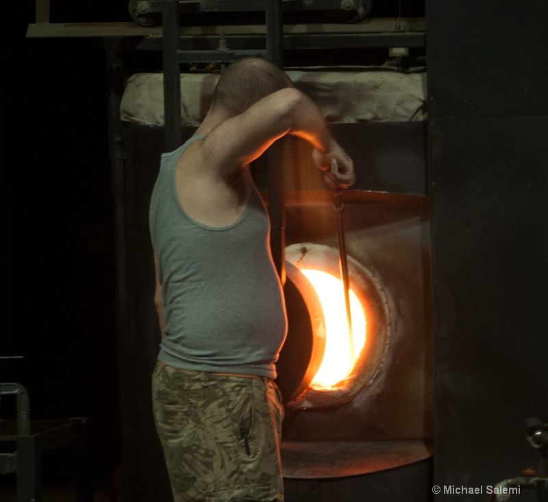 Glass Worker